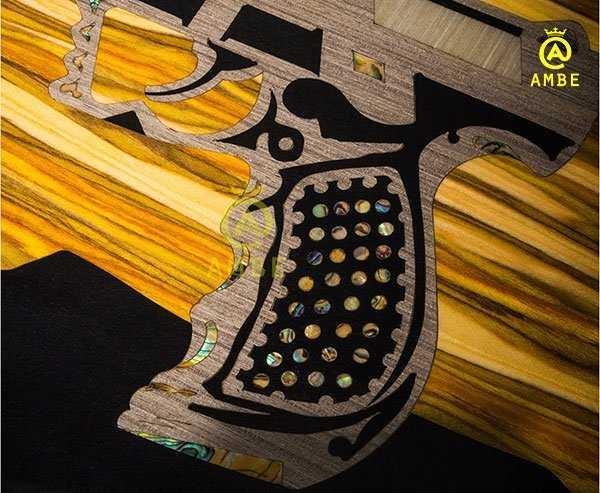 Hộp bảo quản cigar 100 điếu cao cấp chính hãng Lubinski YJA600143