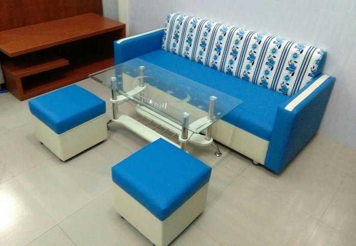 Bộ sofa màu nâu chỉ 3.500k2