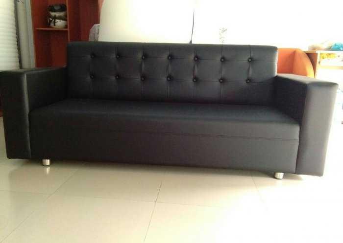 Bộ sofa màu nâu chỉ 3.500k1