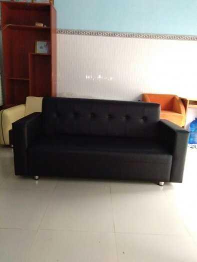 Bộ sofa màu nâu chỉ 3.500k0
