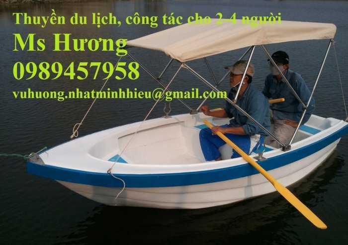 Thuyền cano cứu hộ, Thuyền cano chở 6-8 người, Thuyền chèo tay 3 người4