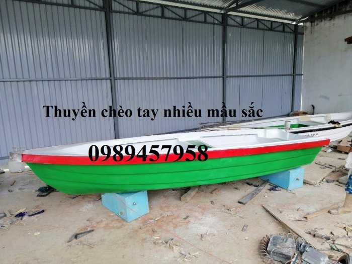 Cung cấp Thuyền Composite cao cấp, Thuyền gắn mái che, Thuyền 3m và 4,5m3
