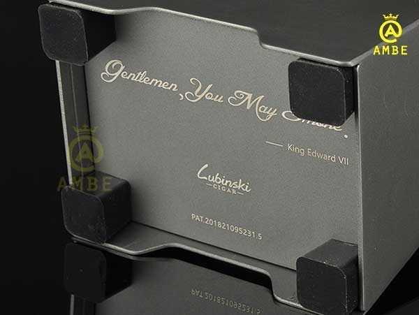 Cắt xì gà để bàn đẳng cấp chính hãng Lubinski YJA900017