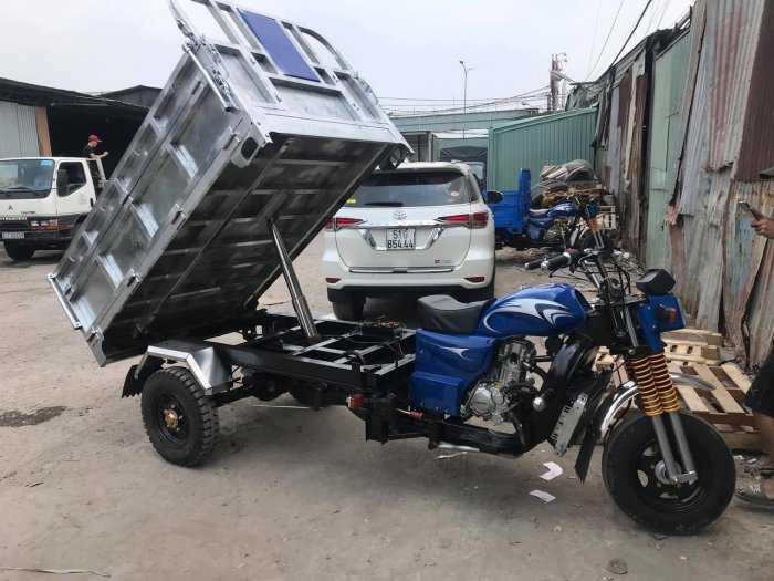 Bán xe ba bánh giá rẻ tại xưởng, giao hàng toàn quốc