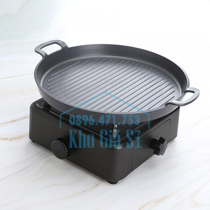 Bếp cồn – Bếp cồn bằng gang đen – Bếp cồn khô - Bếp cồn phục vụ bàn tiệc tại Bình Thạnh HCM20