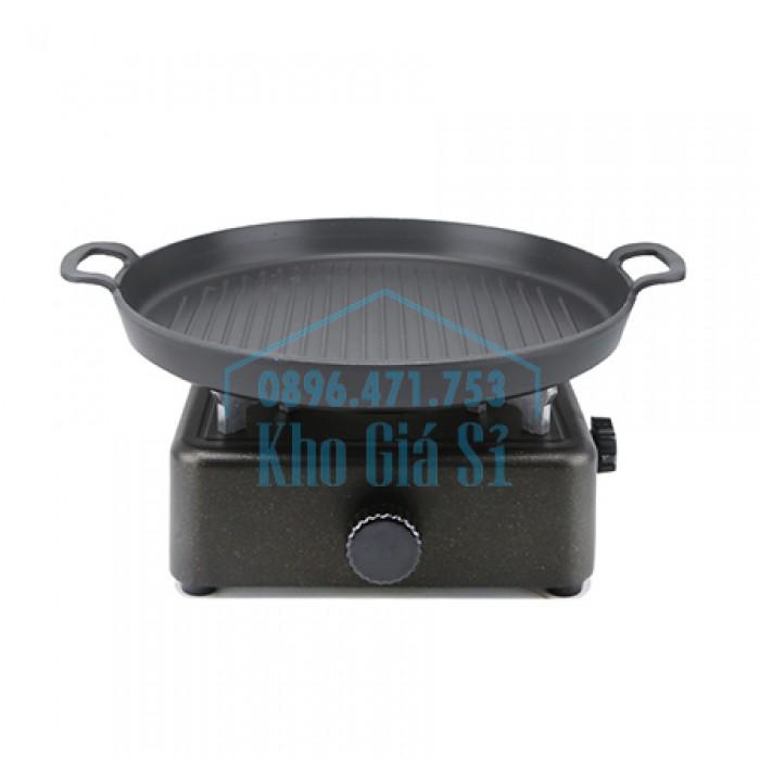 Bếp cồn – Bếp cồn bằng gang đen – Bếp cồn khô - Bếp cồn phục vụ bàn tiệc tại Bình Thạnh HCM19