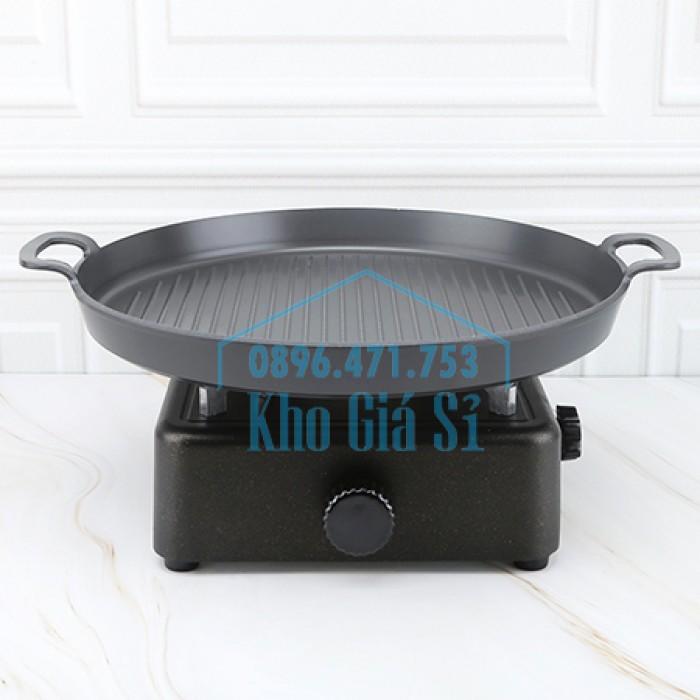Bếp cồn – Bếp cồn bằng gang đen – Bếp cồn khô - Bếp cồn phục vụ bàn tiệc tại Bình Thạnh HCM21