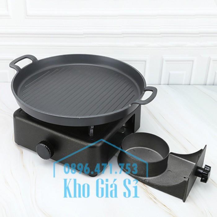 Bếp cồn – Bếp cồn bằng gang đen – Bếp cồn khô - Bếp cồn phục vụ bàn tiệc tại Bình Thạnh HCM23