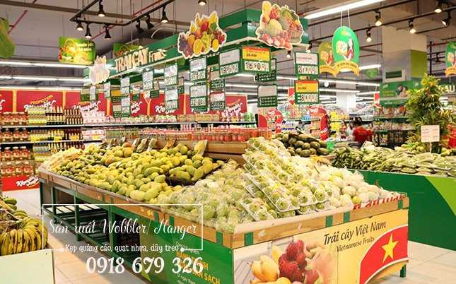 Bảng số lật, bảng giá lật, khung bảng số lật siêu thị3