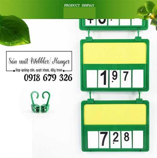 Bảng số lật, bảng giá lật, khung bảng số lật siêu thị2