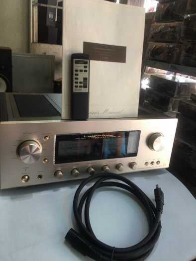 Bán chuyên ampli luxman 505F đẹp long lanh