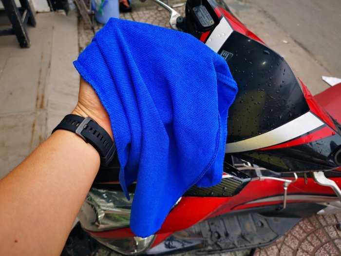 Khăn Lau 30x70cm Đa Năng, Lau Xe, Lau Bếp, Lau Đồ Dùng Gia Đình - Kl3070