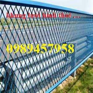 Gia công hàng rào khung di động, Hàng rào chắn công ty, Hàng rào ngăn kho sơn tĩnh điện4