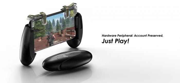 Gamesir F2 Tay cầm chơi game GameSir F2 Firestick Grip1