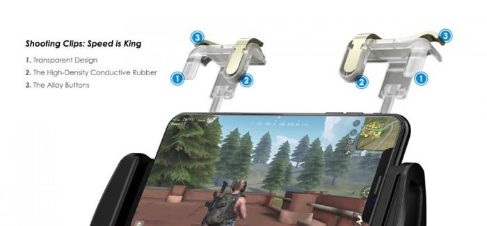 Gamesir F2 Tay cầm chơi game GameSir F2 Firestick Grip4