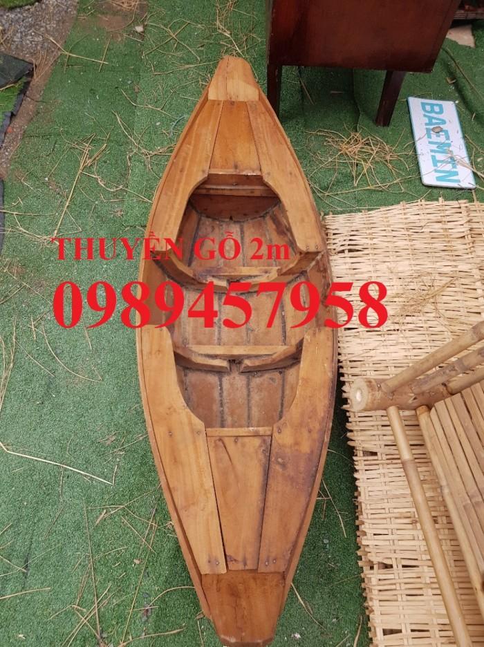 Sản xuất thuyền gỗ trang trí nhà hàng, xuồng gỗ quán cafe6