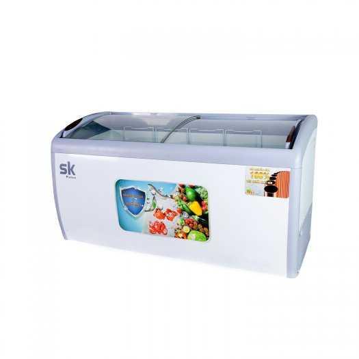 Tủ Đông Sumikura SKFS-300C 300 Lít Kính Lùa