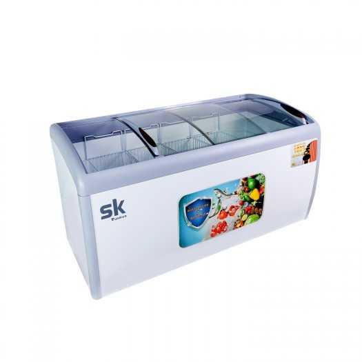 Tủ Đông Sumikura SKFS-400C 400 Lít Kính Lùa