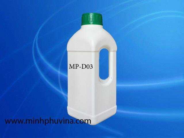 Chai nhựa hóa mỹ phẩm 500ml, chai nhựa hóa mỹ phẩm 1000ml,4