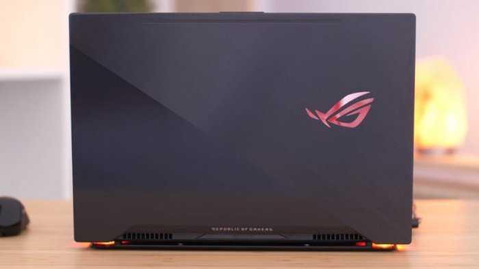 Laptop Asus Rog Zephyrus M GM501GS, i7 8750H 32G SSD512+1T GTX1070 144hz Full Box3