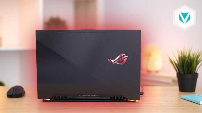 Laptop Asus Rog Zephyrus M GM501GS, i7 8750H 32G SSD512+1T GTX1070 144hz Full Box0