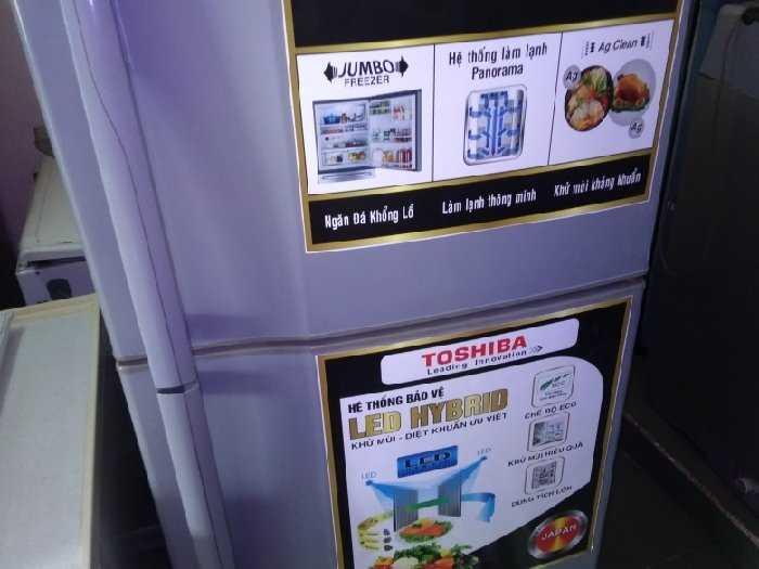 Tủ lạnh Toshiba. GR-M32VUD. 280L1