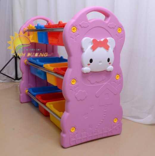 Chuyên cung cấp kệ nhựa trẻ em giá rẻ, uy tín, chất lượng nhất10