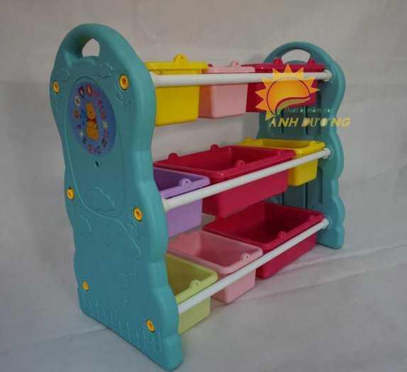 Chuyên cung cấp kệ nhựa trẻ em giá rẻ, uy tín, chất lượng nhất3