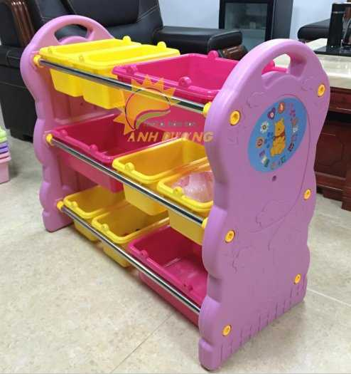 Chuyên cung cấp kệ nhựa trẻ em giá rẻ, uy tín, chất lượng nhất2