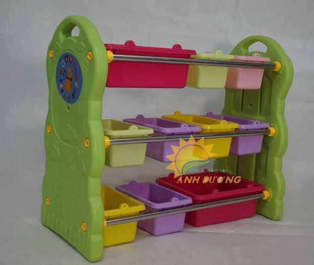 Chuyên cung cấp kệ nhựa trẻ em giá rẻ, uy tín, chất lượng nhất4