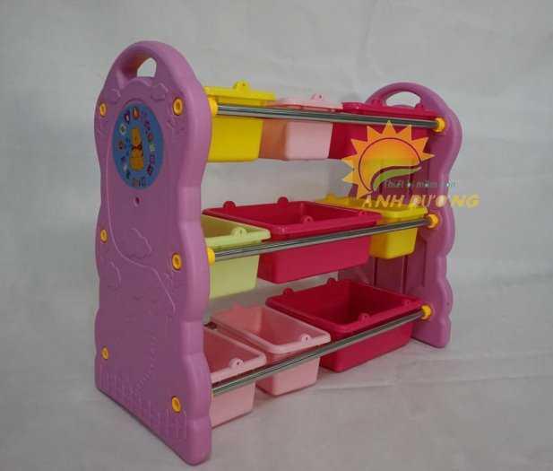 Chuyên cung cấp kệ nhựa trẻ em giá rẻ, uy tín, chất lượng nhất5