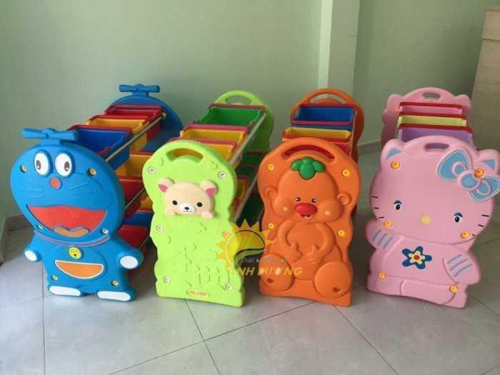 Chuyên cung cấp kệ nhựa trẻ em giá rẻ, uy tín, chất lượng nhất0