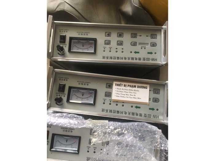 Bộ điều khiển sàng có điều khiển lực căng HW-III, GK61, GK62,GK72, GB 61,GB62, EPC-KD.1