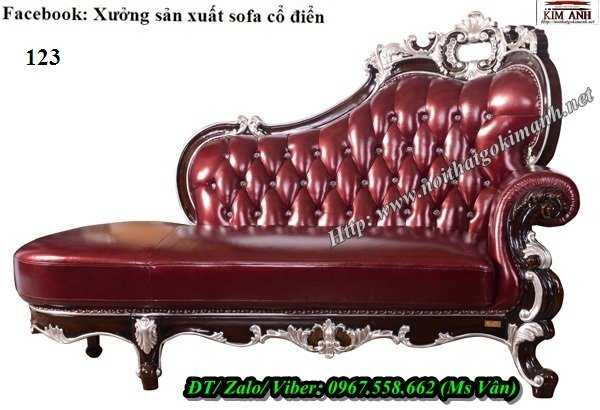 ghế bành hoàng gia tân cổ điển  7