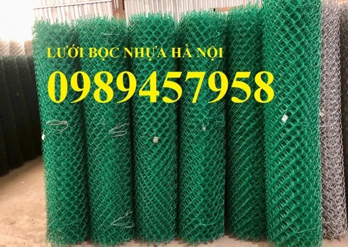 Lưới b40 làm lồng nuôi cá, Lưới b40 bọc nhựa làm sân tennis, B40 làm hàng rào2