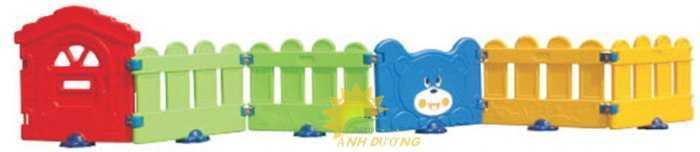Chuyên cung cấp nhà banh trong nhà cho trường mầm non, khu vui chơi, gia đình7
