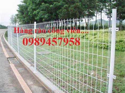 Hàng rào uốn sóng trên thân, hàng rào gập tam giác đầu4