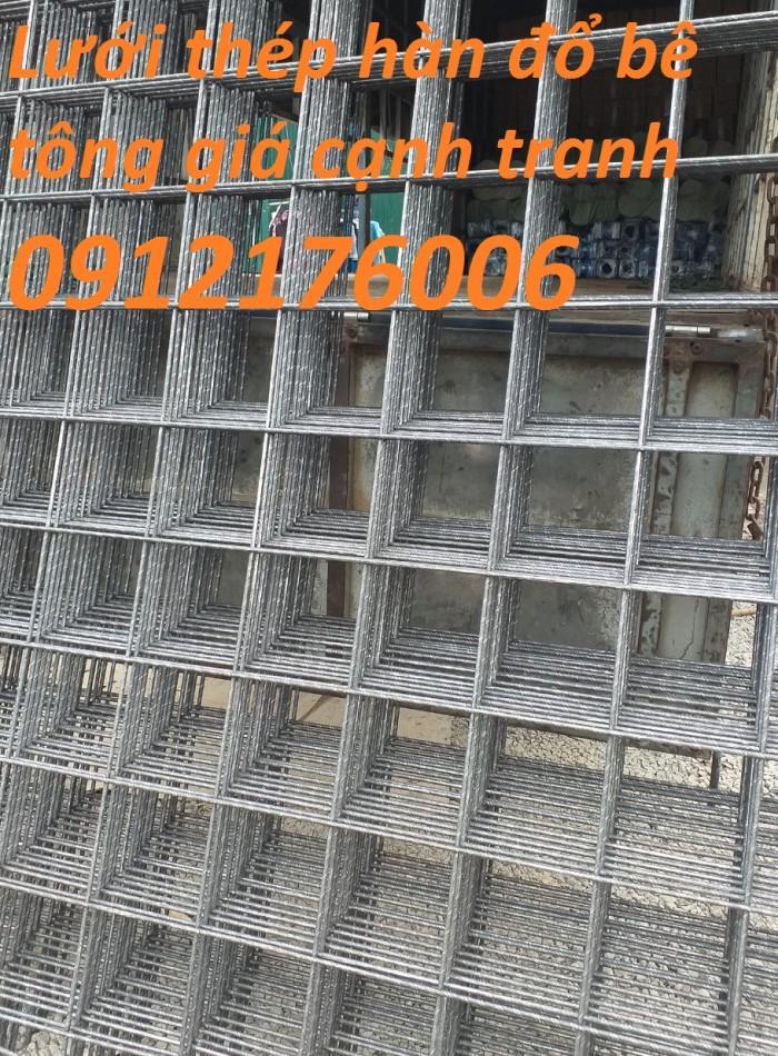 Lưới thép hàn D8 a 200x20020