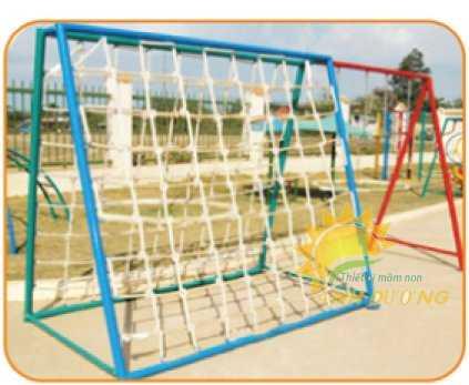 Chuyên sản xuất, cung cấp thang leo vận động thể chất dành cho cac bé