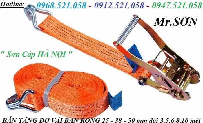 Xả kho tăng đơ vải bản 25 mm,35 mm,50 mm,giá rẻ. (0912.521.058) Cáp vải cẩu hàng 2 tấn,3 tấn,5 tấn. Mã ní thép đúc chốt vặn ren,tăng đơ căng cáp M30 – 36 – 38,puly cầu trục,ròng rọc có móc 10 tấn,tời quay tay,kích căng cáp,cáp thép lụa lõi đay,cáp thép ch7