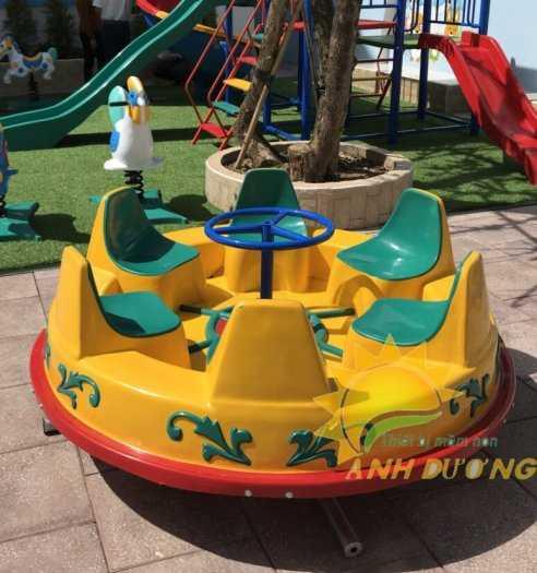 Chuyên sản xuất và cung cấp mâm xoay cho trường mầm non, khu vui chơi, công viên14