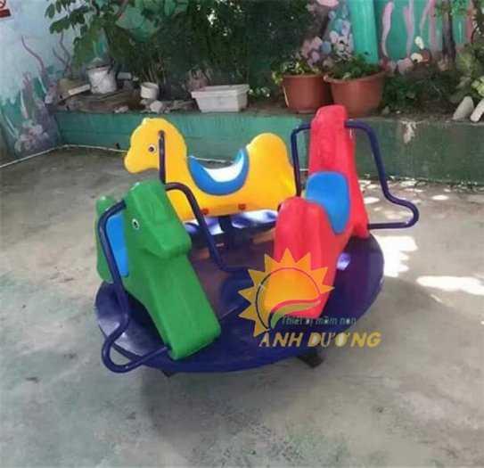 Cung cấp đu quay trẻ em cho trường mầm non, khu vui chơi, công viên11