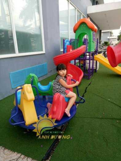Cung cấp đu quay trẻ em cho trường mầm non, khu vui chơi, công viên3