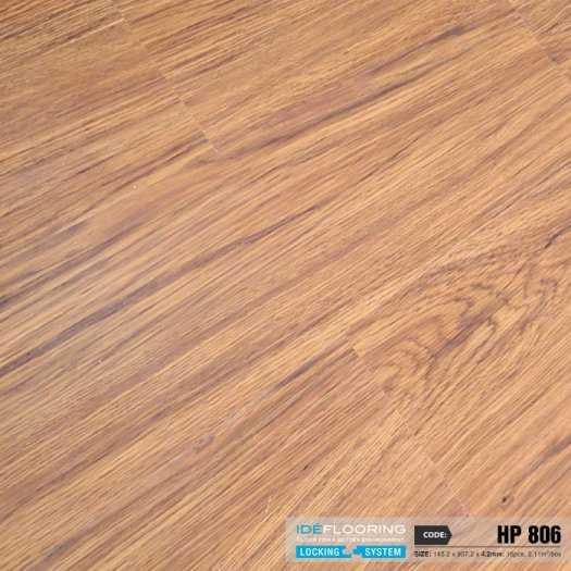 Sàn nhựa vân gỗ Thụy Điển IDÉ Floor -Mã HP-8065