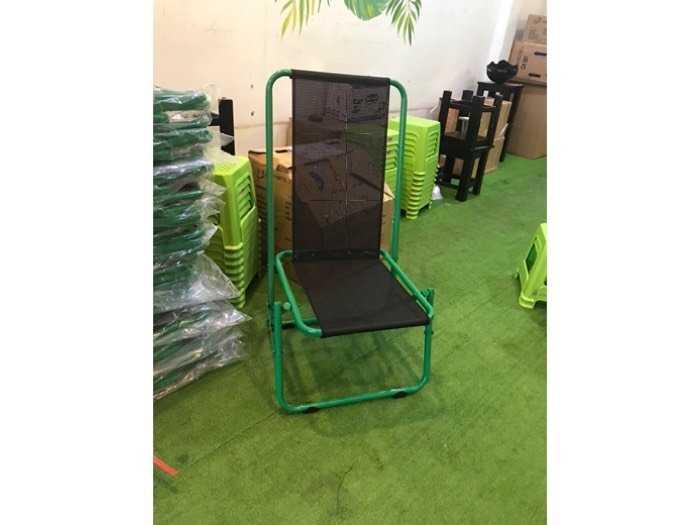 Ghế xếp lưới sắt caffe giá xưởng - nội thất Nguyễn Hoàng1