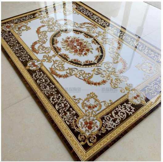 Gạch thảm trang trí mới - VB335