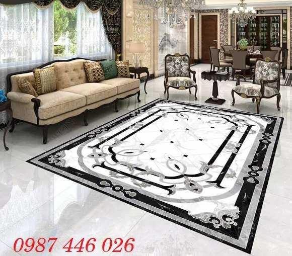 Gạch thảm sàn hoa văn HP01134