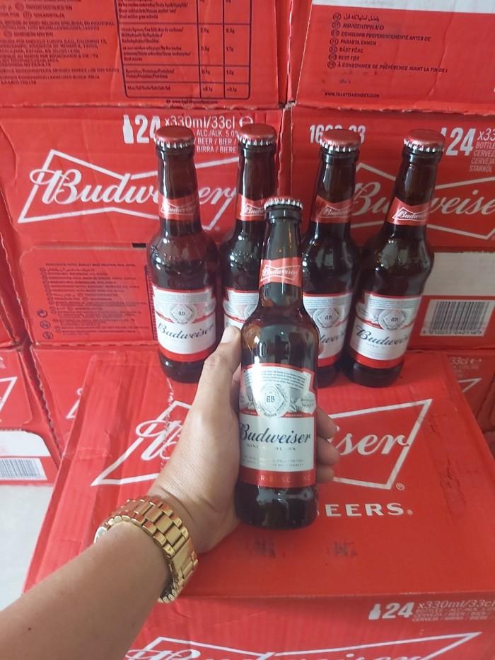 Bia Budweiser Nhập Khẩu Mỹ, 330ml, 24 chai1