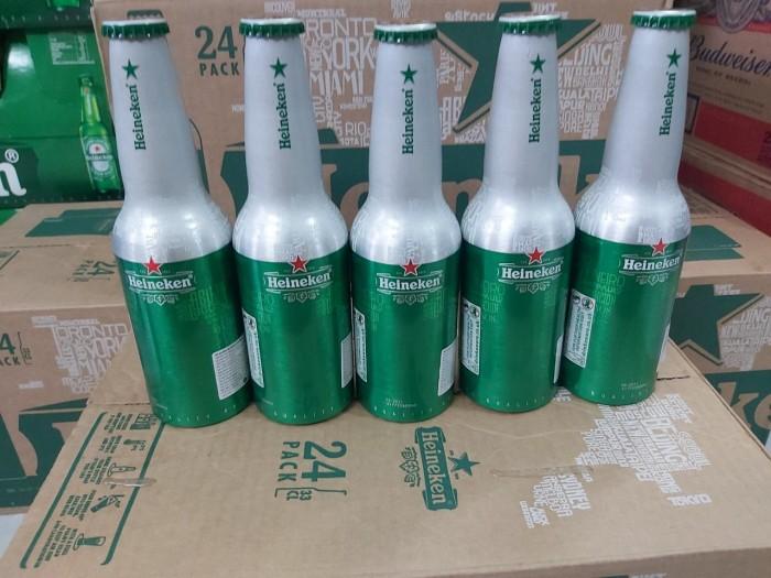 Bia Heineken Nhôm Hà Lan, 330ml, 24 chai2