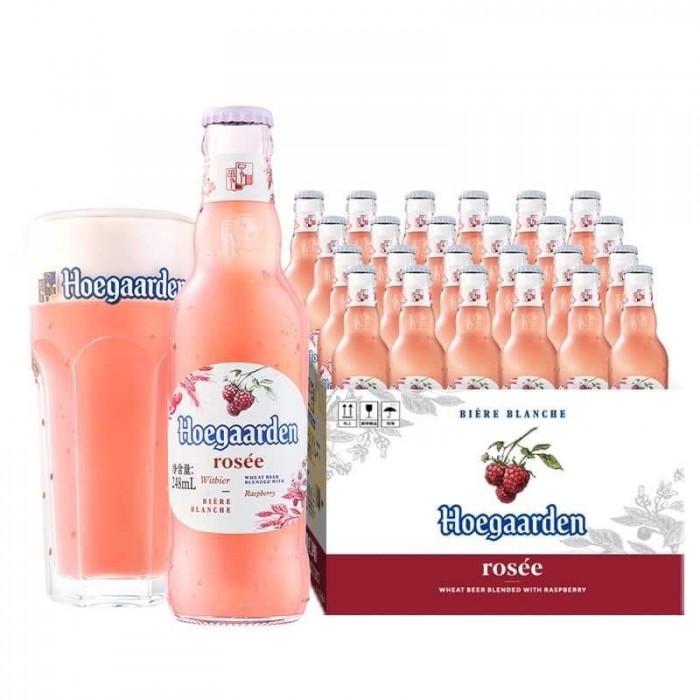 Bia Hoegaarden Bỉ 330ml - shop chuyên sỉ bia tươi nhập khẩu